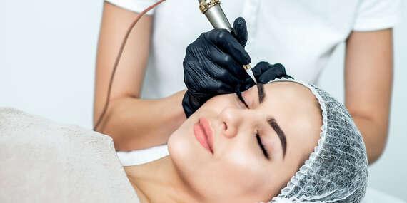 NOVINKA: Tetovanie obočia akupunktúrnymi ihlami, permanentný make-up obočia, NANO BROWS, očných liniek alebo pier v Khaleesi cosmetics/Bratislava - Petržalka