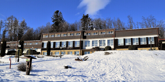 Dovolenka v horskom hoteli Hrádok*** s polpenziou, wellness a dlhou platnosťou do konca roka 2020/Jelšava - Ochtiná