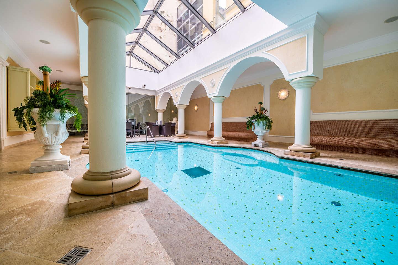 Luxusný pobyt s exkluzívnym wellness, prvotriednymi službami a špičkovou gastronómiou v hoteli Elizabeth****