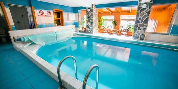 Penzión Zelený dom na Orave s bazénom, soľnou jaskyňou a 15 % zľavou do aquaparkov/Orava