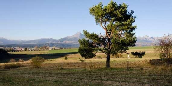 Relax v útulnej Vile Rhea pod panorámou Vysokých Tatier v tichej dedinke Važec / Važec