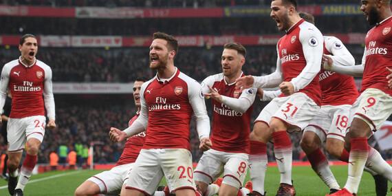 Letecký zájazd na zápas Európskej ligy Arsenal - Olympiakos / Londýn