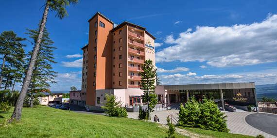 Last minute s rodinou v GRAND HOTELI BELLEVUE**** v nových izbách Exclusive a raňajkami na izbu / Vysoké Tatry - Horný Smokovec