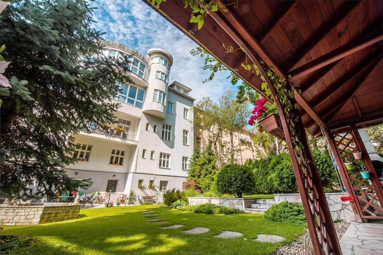 Hotel Arcus*** len 10 min. pešo od centra Bratislavy, s tichou záhradou a možnosťou parkovať