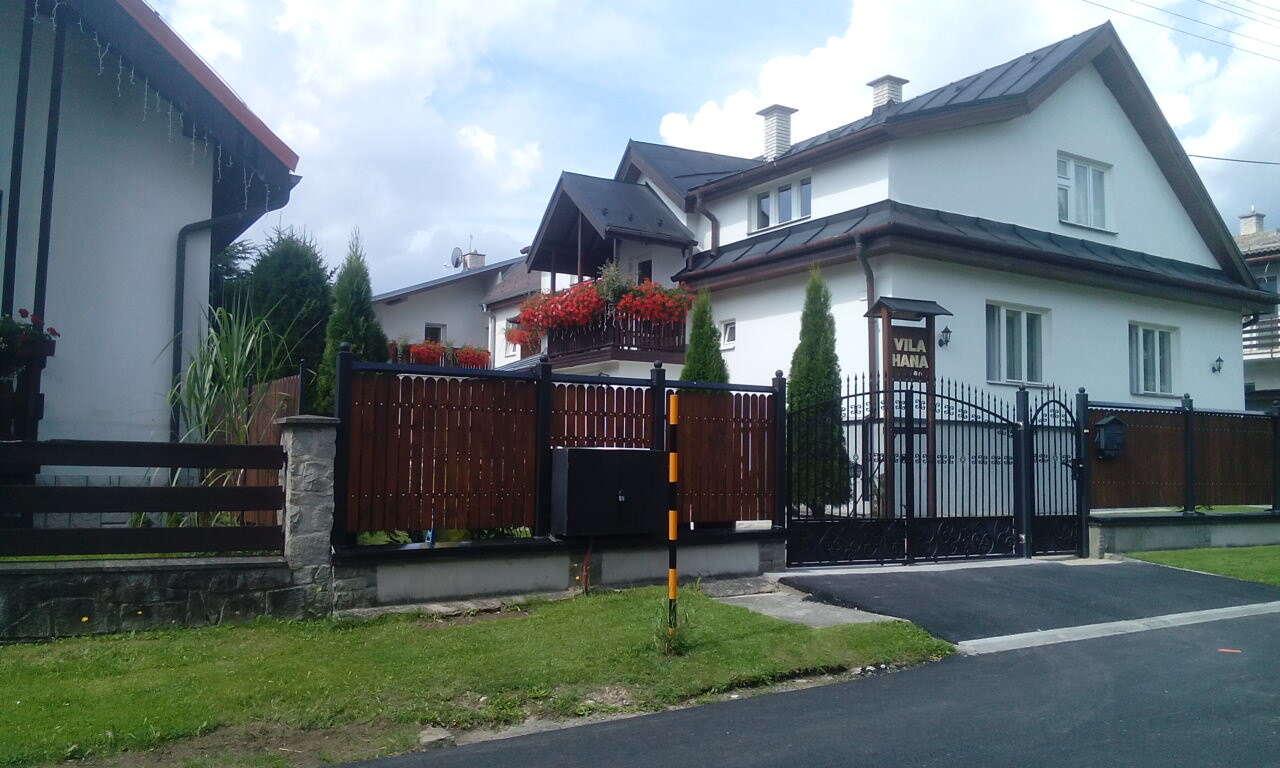 Dovolenka s najkrajším výhľadom na Tatry vo Vile Hana + 20 % zľa...