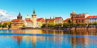Pražský hrad je najväčším hradom na svete, pamätné miesto Českej republiky
