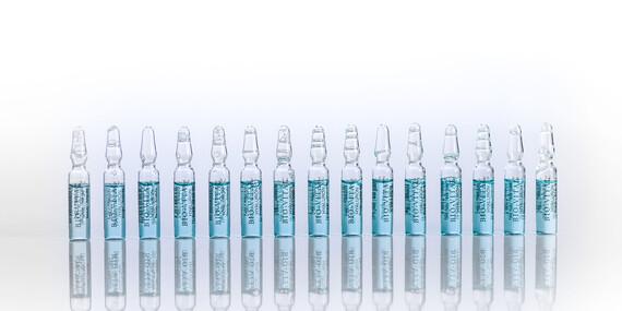 Kyselina hyalurónová v ampulkách alebo v podobe gélu/Slovensko