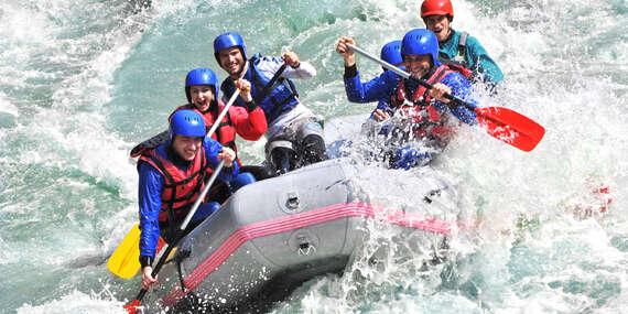 Pokojný splav Váhu, adrenalínový rafting na olympijskom kanáli alebo rafting na rieke Belá/Liptovský Mikuláš