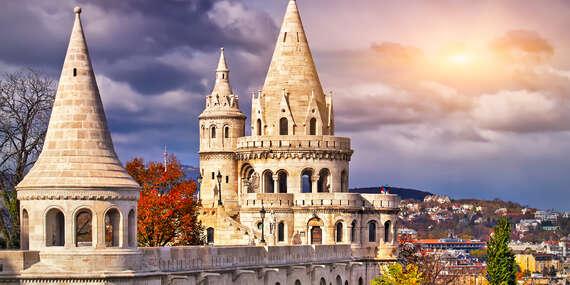 Corvin Hotel Budapest - Corvin Wing**** blízko centra s bohatými bufetovými raňajkami/Budapešť - Maďarsko