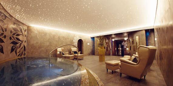 NOVINKA: Exkluzívny wellness pobyt vBoutique Hoteli Zlatý Kľúčik****so zážitkovou gastronómiou pod Zoborom/Nitra