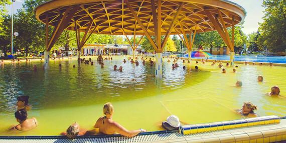Hotel Piroska**** s polopenzí, neomezeným wellness, vstupem do termálních lázních Bükfürdö a dítětem do 5 let zdarma/Maďarsko - Lázně Bükfürdö