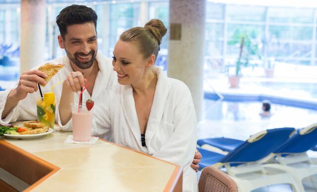 Wellness pobyt v hoteli Visegrad Superior**** s polpenziou a vstupom do termálnych bazénov