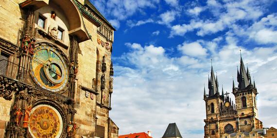Elegantní Hotel Meda **** přímo v centru Prahy se snídaní a vstupem do Muzea Kampa, Muzea skla, Werichovy vily a dítětem do 6 let s ubytováním zdarma/Praha