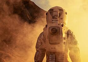 Na Marse môžu začať s výstavbou aquaparkov