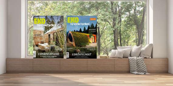 Časopis Nízkoenergetické EKO bývanie 2021/Slovensko