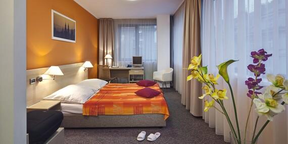 Hotel Ehrlich**** neďaleko centra Prahy s raňajkami a možnosťou parkovania/Česko - Praha 3 - Žižkov
