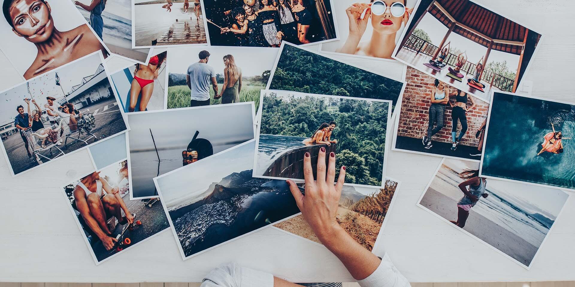 Tlač digitálnych fotografií na kvalitný papier