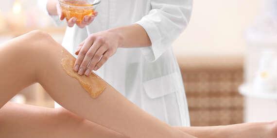Zbavte se chloupků rychle a na dlouho - depilace celých nohou či brazilská depilace v salonu Merelin na Vinohradech se slevou až 58%/Praha 2 - Vinohrady