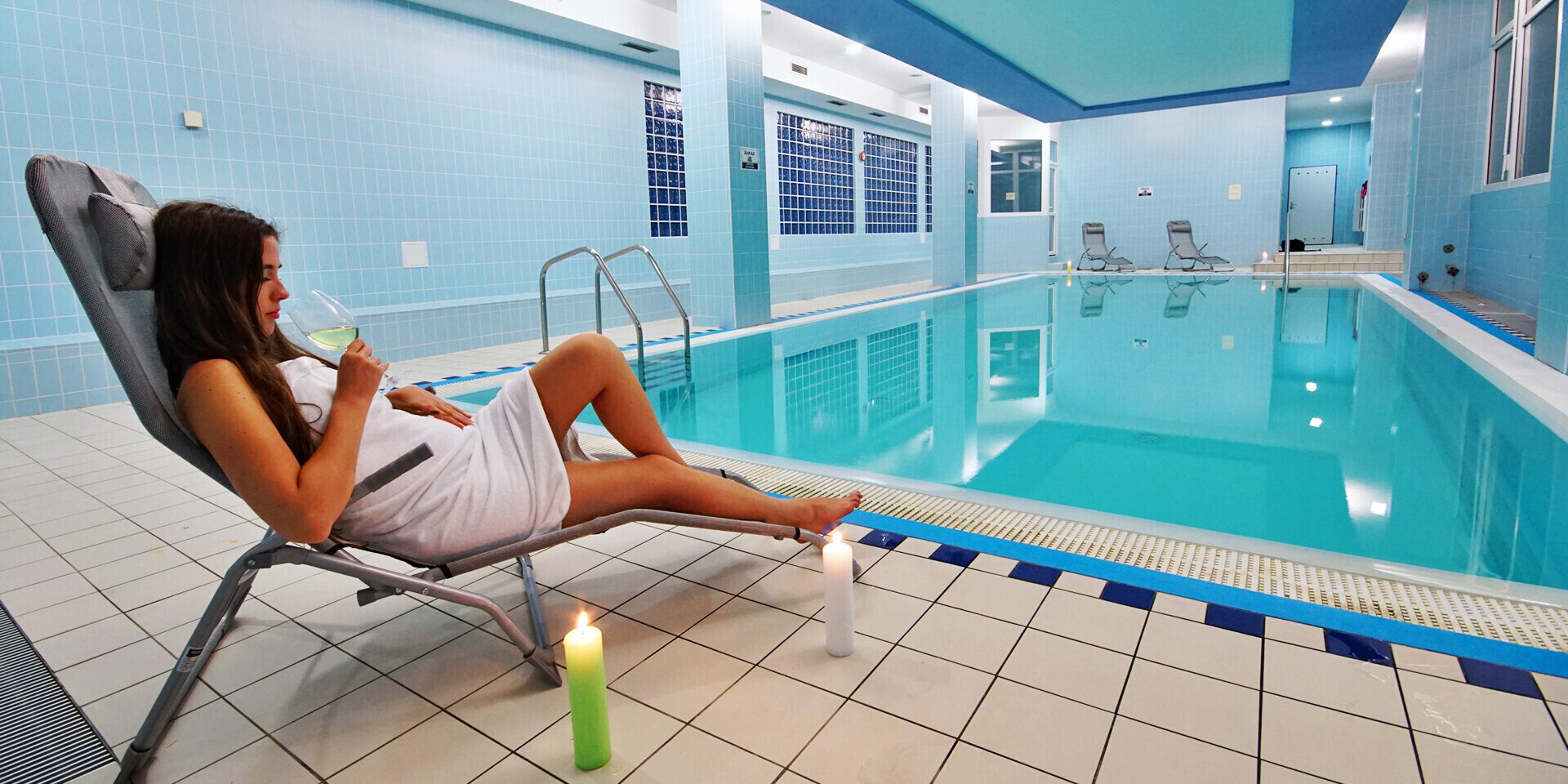 Relax po celý rok v chránenej krajine Bielych Karpát s bazénom, saunou a polpenziou