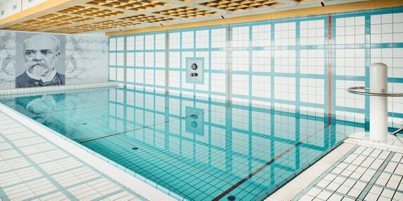 Dvořák Spa & Wellness v Karlových Varech s procedurami, polopenzí a wellness zónou bez omezení / Karlovy Vary