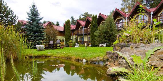 Relax v AquaCity Poprad a dobrodružstvo v Slovenskom raji s výhľadom na Tatry v Park Hoteli Čingov*** / Slovenský Raj - Čingov - Hradisko