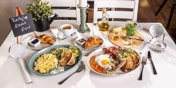 Parádne raňajky pre dvoch v Buddies / Bratislava – Ružinov