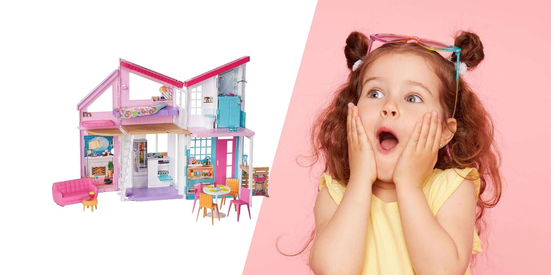 Dvojposchodový dom Malibu od Mattela pre všetky milovníčky Barbie