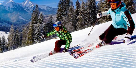 Skipas pre deti aj dospelých do lyžiarskeho strediska Ski Monkova dolina / Ždiar - Monkova Dolina