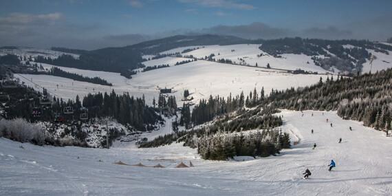 Celý deň alebo 4 hodiny na svahu v Skicentre Strednica/Ždiar - Belianske Tatry