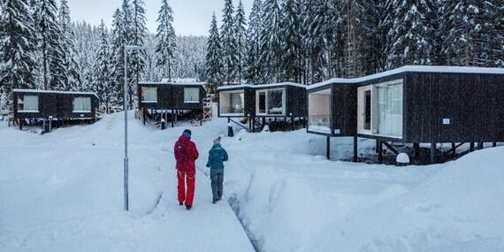 Björnson Tree Houses – dovolenka uprostred lesa pod Chopkom/Demänovská Dolina - Jasná