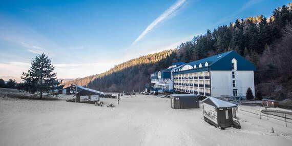 Last minute lyžovačka a wellness na Spiši v Hoteli Plejsy Spa & Fun Resort *** / Plejsy - Krompachy