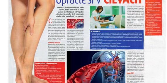 Nakopnite si krvný obeh pomocou Sonotherapie – vyšetrenie a liečba cievneho systému/Bratislava - Ružinov