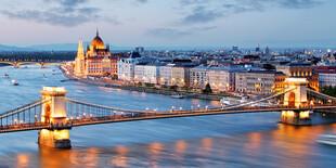 Jednodňový zájazd do Budapešti a návšteva Tropicaria Oceanaria
