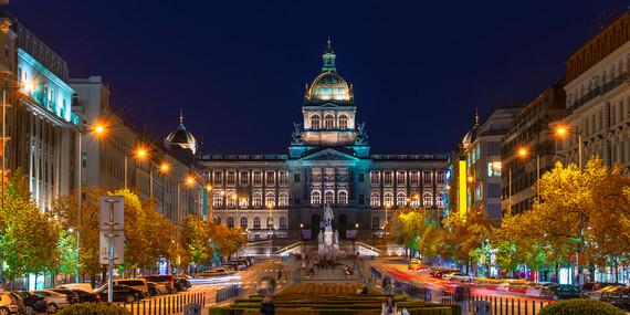 4-hvězdičkový pobyt pro dva za super cenu v pražském hotelu Aida **** / Česká republika - Praha