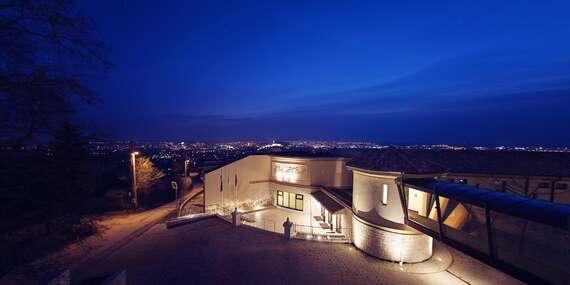 NOVINKA: Exkluzívny pobyt vBoutique Hoteli Zlatý Kľúčik****so zážitkovou gastronómiou pod Zoborom/Nitra
