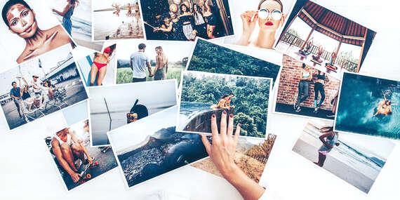 Tlač digitálnych fotografií na kvalitný papier – stačia 3 kliky z pohodlia domova/Slovensko