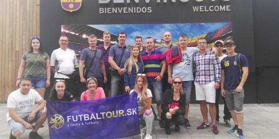 Svetový futbal naživo: Darujte originálny darček pre športovcov/Bratislava
