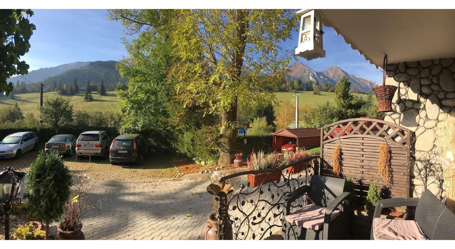 LAST MINUTE: Raj pre turistov - útulný penzión Šilon s nádherným výhľadom na Tatry