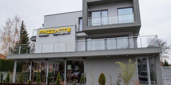 Penzión FRIZZANTE/Turčianske Teplice
