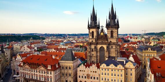 Pobyt pre dvoch v centre Prahy v hoteli Adler***+ s raňajkami / Česko - Praha