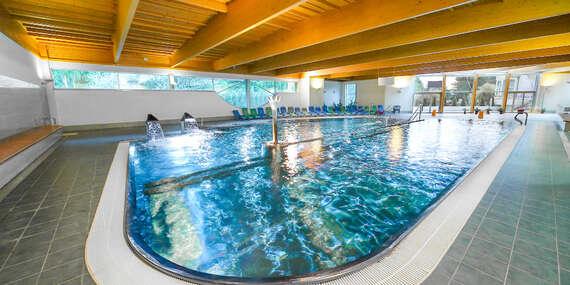 Neobmedzené kúpanie, wellness, procedúry a polpenzia v hoteli Hviezda*** v Dudinciach s nádherným výhľadom / Dudince
