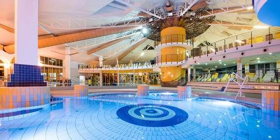 Relaxačný pobyt v Sárvári len 5 min. pešo od slávnych termálnych kúpeľov (až do júna 2021)/Maďarsko - Sárvár