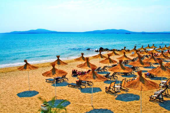 ALL INCLUSIVE Bulharsko v 4* hoteli s odletom z Košíc, Prešova alebo Sliača vrátane všetkých poplatkov