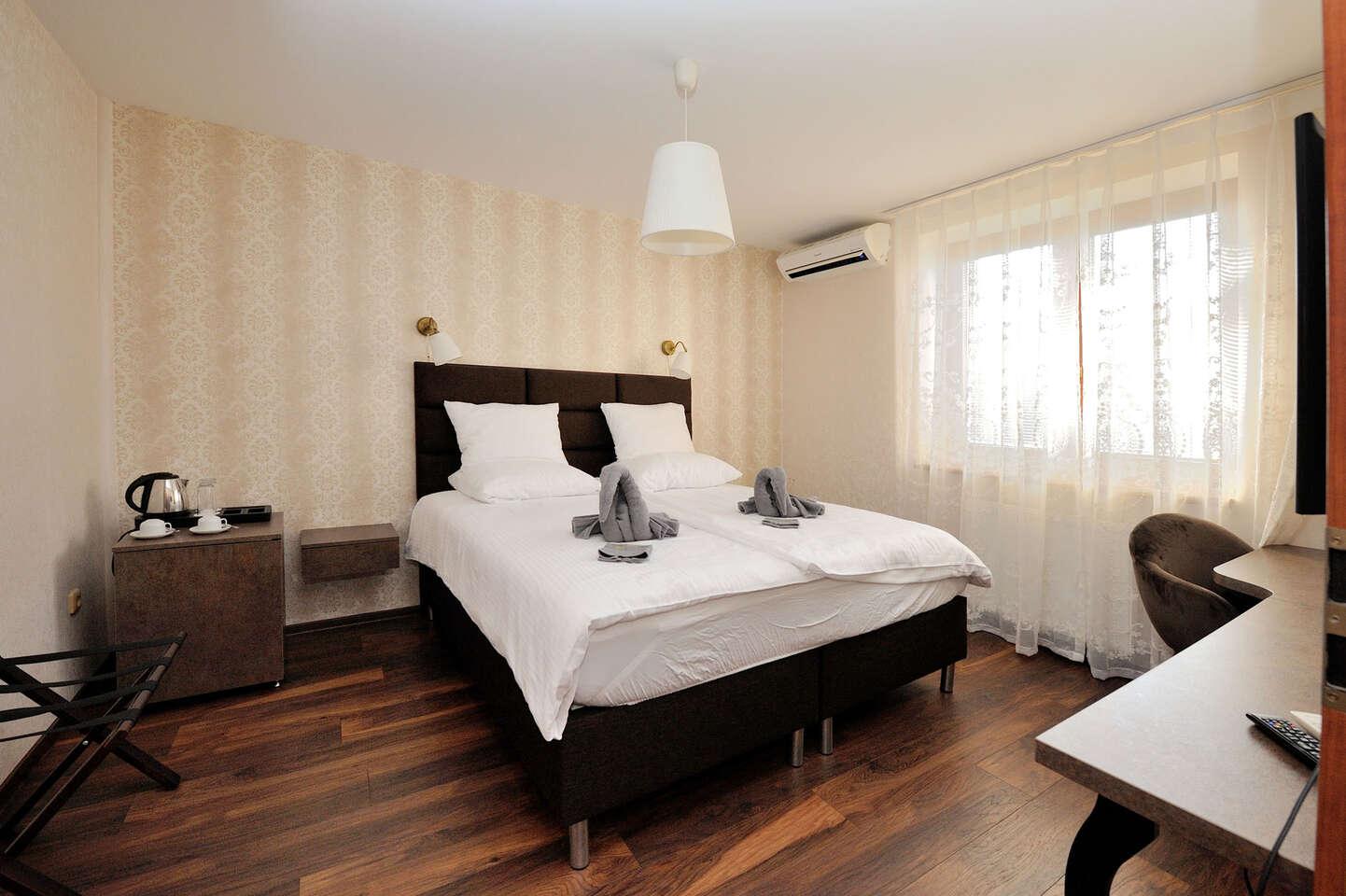 Pobyt v historickom centre Trnavy v hoteli MAX PLAZA