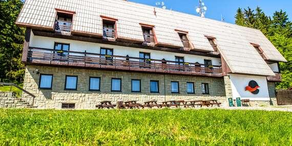 Horská pohoda v Beskydech: hotel Kozubová s polopenzí/Beskydy - Milíkov