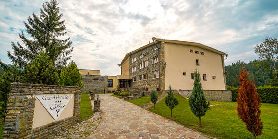 Grand Hotel Spiš***: Jedno z najlepších východísk za krásami Slovenského raja / Čingov – Slovenský raj