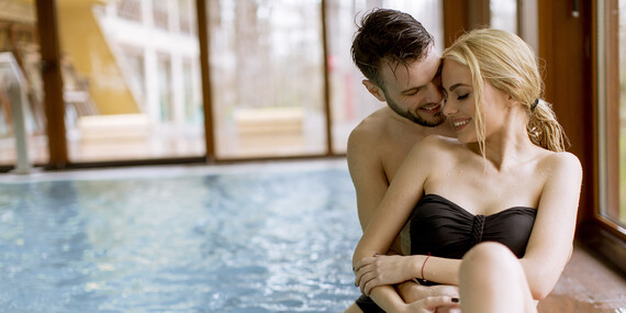 Oddych v penzióne na Rožku s procedúrami v kúpeľnom dome Detvan alebo kúpaním v Holidayparku Kováčová / Sliač - Banskobystrický kraj