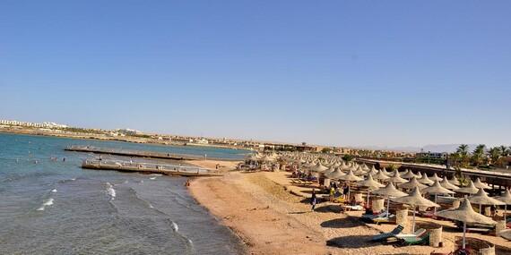 FIRST MINUTE: All inclusive dovolenka v Egypte v 4* alebo 5* hoteli/Egypt