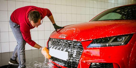 Ručné čistenie vozidla a dezinfekcia ozónom proti vírusom/Žilina
