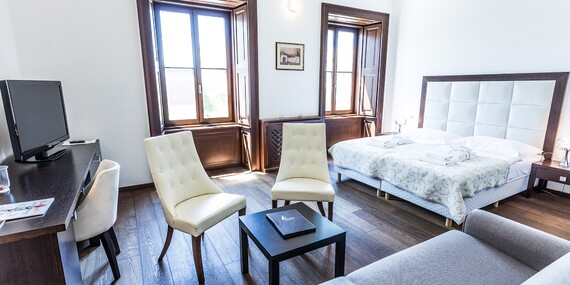 Dovolenka v Château Appony**** s wellness, polpenziou a bonusmi za výnimočnú cenu či pobyty až do konca roka 2020/Topoľčany - Oponice